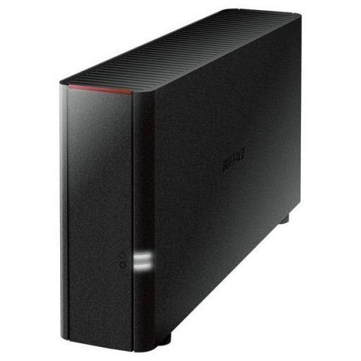 バッファロー LS210D0101G リンクステーション ネットワーク対応 外付けハードディスク 1TB
