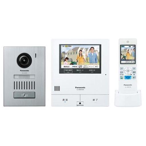 パナソニック おしゃれ VL-SWD505KS ワイヤレスモニター付テレビドアホン いよいよ人気ブランド