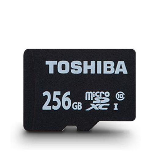 東芝 MSDAR40N256G microSDHC/microSDXCメモリカード(MSDAR40Nシリーズ) 256GB