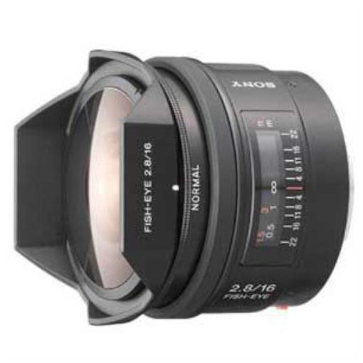 ソニー 交換用レンズ SAL16F28