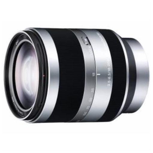 ソニー SEL18200 交換用レンズ E18-200mm F3.5-6.3 OSS