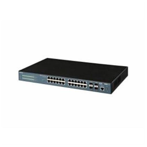 レイヤー2 IEEE 802.3at規格(PoE+)対応 インテリジェントGigaスイッチ 24ポート BS-POE-G2124M