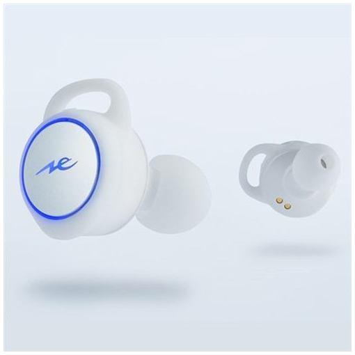 ラディウス HP-T100BTW ワイヤレスイヤホン True Wireless Earphones Series ホワイト