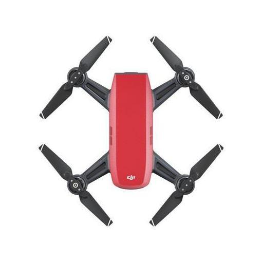 DJI SPARKLR SPARK, Lava Red (NA) 高性能ミニドローン 送信機無し  ラヴァレッド