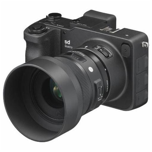 シグマ ミラーレス一眼カメラ 「SIGMA sd Quattro」30mm F1.4 DC HSM Art レンズキット