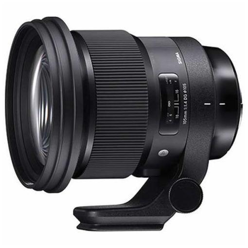 シグマ 交換用レンズ 105mm F1.4 DG HSM Art キヤノン用