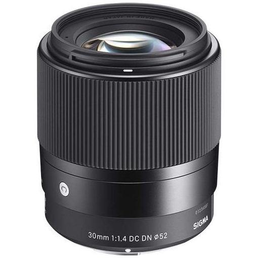 シグマ 交換用レンズ 30mm F1.4 DC DN マイクロフォーサーズマウント