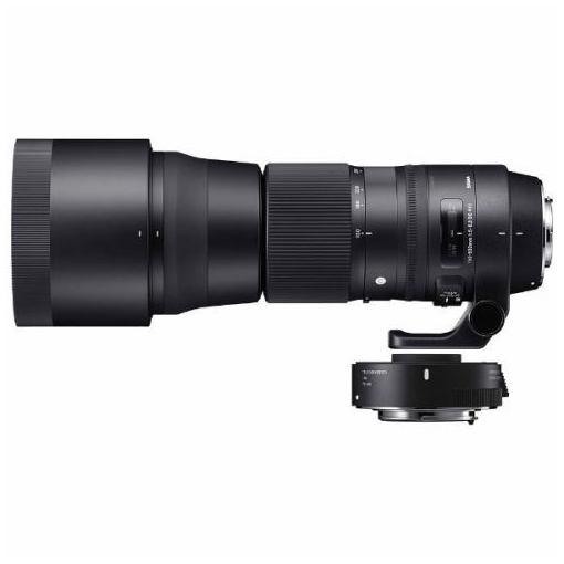 シグマ 交換用レンズ 150-600mm F5-6.3 DG OS HSM Contemporary テレコンバーターキット キヤノンEFマウント