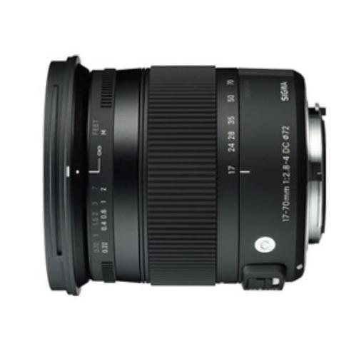 シグマ 交換用レンズ 17-70mm F2.8-4 DC MACRO HSM(ペンタックスマウント)