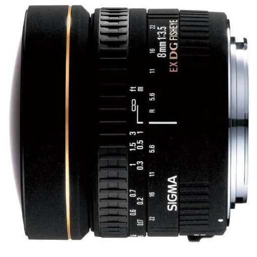 【ポイント10倍!5月10日(金)0:00~23:59まで】シグマ 交換レンズ 8mm F3.5 EX DG CIRCULAR FISHEYE (シグマSAマウント)