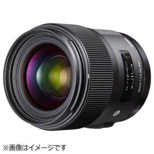 交換用レンズ 35mm F1.4 DG HSM(キヤノン) キヤノンEF