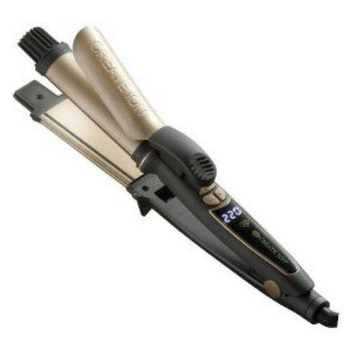 クレイツ RCISC-G32HY ハイブリッド2WAYアイロン(32mm)