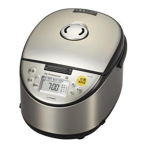 タイガー JKH-P18PKS 業務用IH炊飯器 炊きたて 1升 ブラック