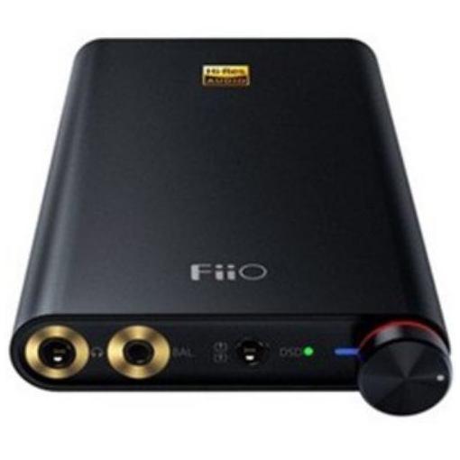 FiiO FIO-Q1MK2 ポータブルヘッドホンアンプ Q1Mark II ブラック
