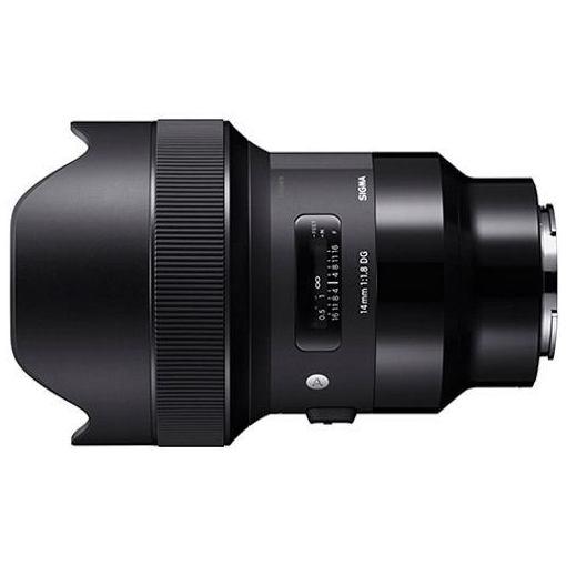 【ポイント10倍!】シグマ 交換用レンズ 14mm F1.8 DG HSM Art ソニーEマウント用