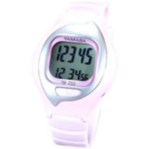 山佐 TM250-P 振り子式万歩計 初回限定 ピンク 驚きの値段 NEWとけい万歩 腕装着タイプ
