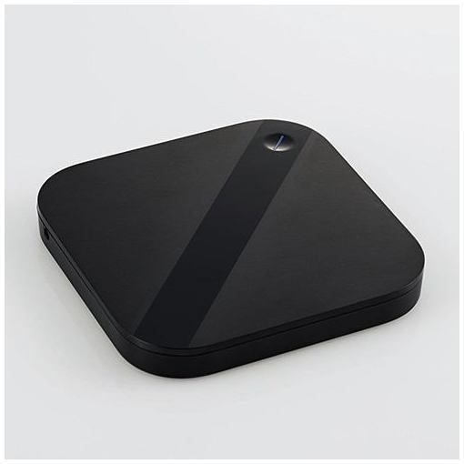 【ポイント10倍!】エレコム ELP-SHU010UBK スマートフォン用外付けバックアップハードディスク 1TB