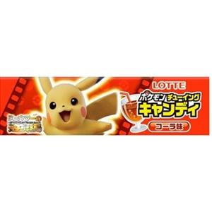 ロッテ 高額売筋 ポケモンチューイングキャンディ 限定Special Price 5枚入