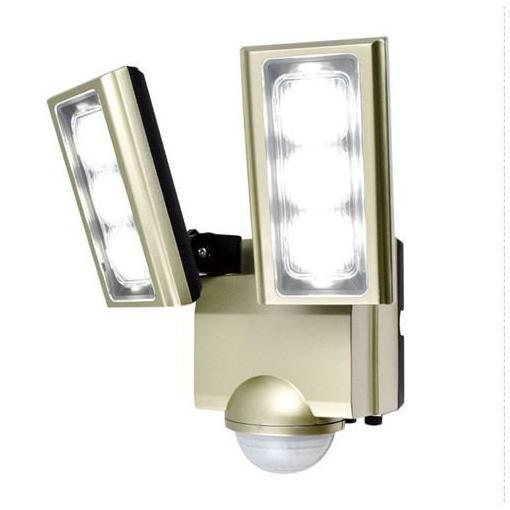 授与 ELPA ESL-ST1202AC 屋外用LEDセンサーライト 発売モデル AC電源