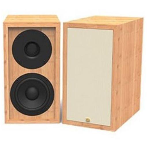 IFIAUDIO ハイレゾ音源対応2ウェイ ブックシェルフスピーカー RETRO LS3.5 Speaker (2本) RETROLS3.5