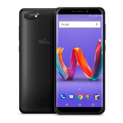 WIKO W-V600(ANTHRACITE MATTE) SIMフリースマートフォン Wiko Tommy3 Plus