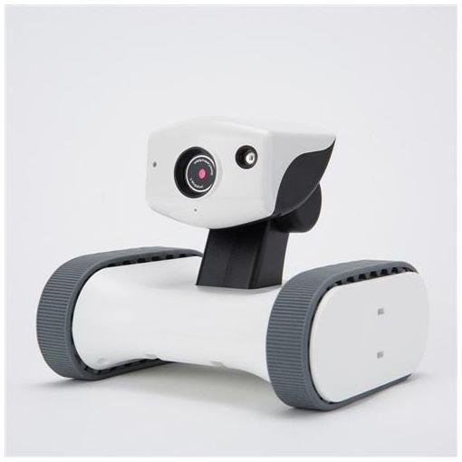 アボットライリー/095-20 ライオン事務器 移動型カメラ付きロボット [iOS/Android対応] 「アボットライリー(appbot RILEY)」
