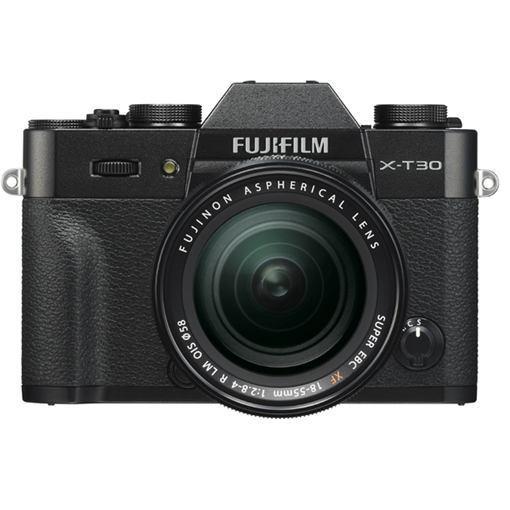 富士フイルム FUJIFILM X-T30 XF18-55mm ミラーレス一眼カメラ レンズキット ブラック