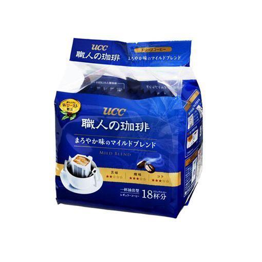 UCC上島珈琲 オンラインショップ UCC 職人の珈琲DP 7gX18p まろやかマイルド 注目ブランド