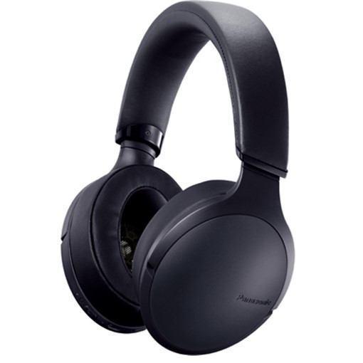 パナソニック RP-HD300B-K ワイヤレスステレオヘッドホン Bluetooth ハイレゾ音源対応 ブラック