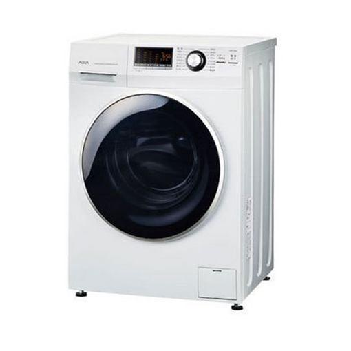 【無料長期保証】AQUA AQW-FV800E(W) ドラム式洗濯機 (8kg・左開き) ホワイト