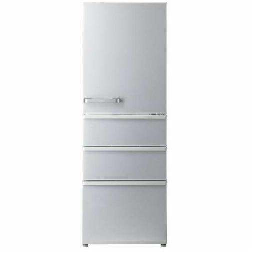 【無料長期保証】AQUA AQR-36G2-S 4ドア冷蔵庫 (355L・右開き) ミスティシルバー