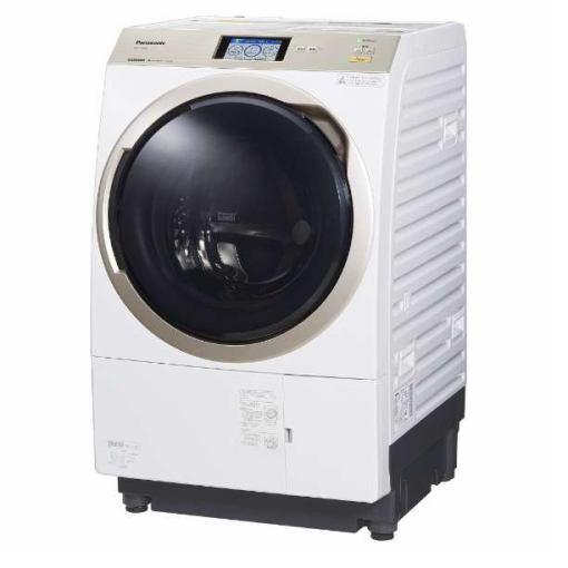 【無料長期保証】パナソニック NA-VX9900L-W ドラム式洗濯乾燥機 (洗濯11.0kg /乾燥6.0kg・左開き) VXシリーズ クリスタルホワイト