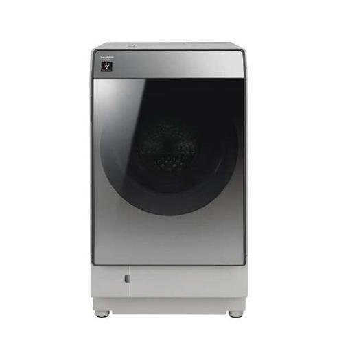 【無料長期保証】シャープ ES-W111-SR ドラム式洗濯乾燥機(洗濯11.0kg/乾燥6.0kg・右開き) シルバー系