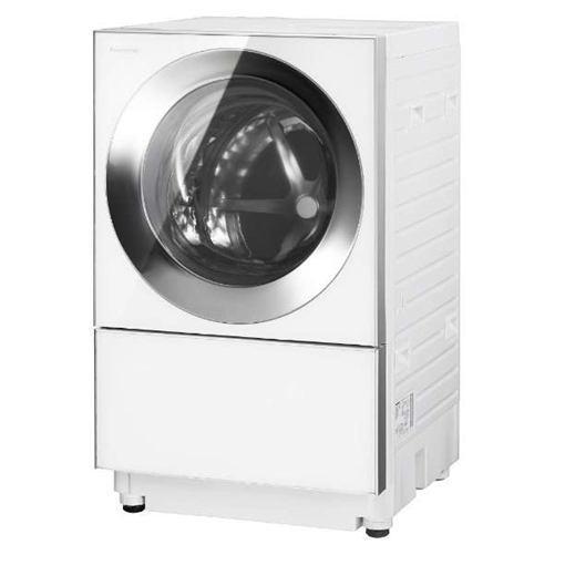 パナソニック NA-VG1300R-S ななめドラム式洗濯乾燥機 「Cuble(キューブル)」 (洗濯10.0kg /乾燥5.0kg・右開き) シルバーステンレス