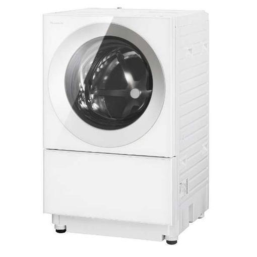 パナソニック NA-VG730R-S ななめドラム式洗濯乾燥機 「Cuble(キューブル)」 (洗濯7.0kg /乾燥3.5kg・右開き) ブラストシルバー