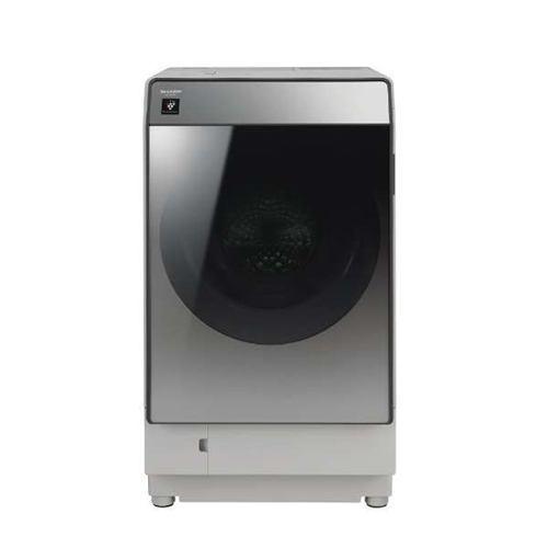 【無料長期保証】シャープ ES-W111-SL ドラム式洗濯乾燥機(洗濯11.0kg/乾燥 6.0kg・左開き) シルバー系
