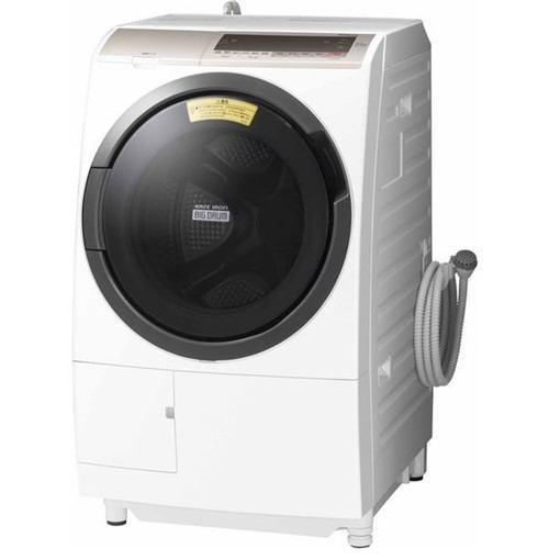 【無料長期保証】日立 BD-SV110CL ドラム式洗濯乾燥機 (洗濯11.0kg /乾燥6.0kg ・左開き) シャンパン
