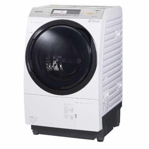 【無料長期保証】パナソニック NA-VX7900L-W ドラム式洗濯乾燥機 (洗濯10.0kg /乾燥6.0kg・左開き) VXシリーズ クリスタルホワイト