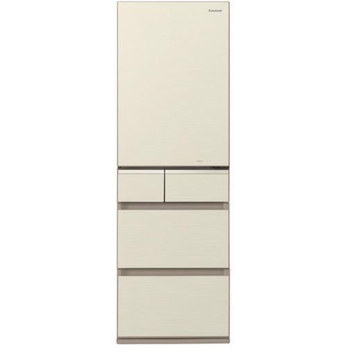 【無料長期保証】パナソニック NR-E414GV-N 5ドアパーシャル搭載冷蔵庫(406L NR-E414GV-N・右開き) シャンパンゴールド, オナガワチョウ:65e30354 --- officewill.xsrv.jp