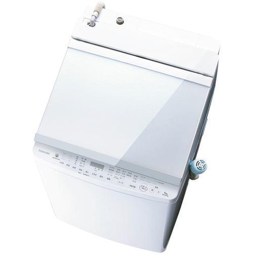 【ポイント10倍!】【無料長期保証】東芝 AW-9SV7(W) 洗濯乾燥機 (洗濯9.0kg/乾燥5.0kg) 「ZABOON(ザブーン)」 グランホワイト