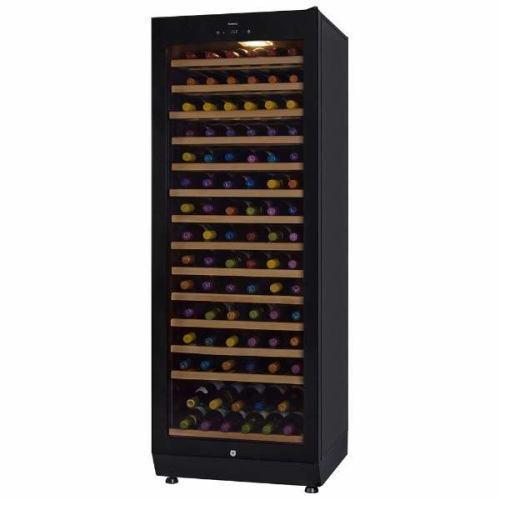 【無料長期保証】さくら製作所 SAF-280G-BB 長期熟成用ワインセラー 「FURNIEL PREMIUM CLASS」 89本収納 ビューティブラック
