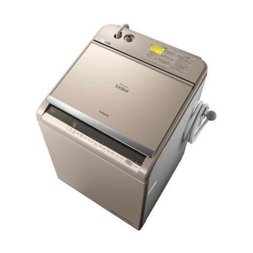 【ポイント10倍!】【無料長期保証】日立 BW-DV120C-N ビートウォッシュ 洗濯乾燥機 (洗濯12.0kg/乾燥6.0kg) シャンパン