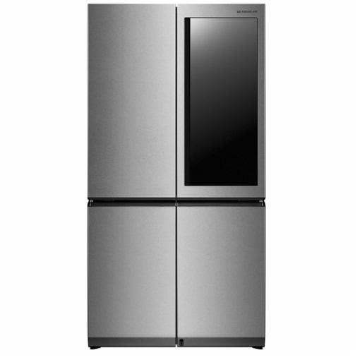 【無料長期保証】LGエレクトロニクス GR-Q23FGNGL 4ドア冷蔵庫 LG SIGNATUREシリーズ (676L・フレンチドア)