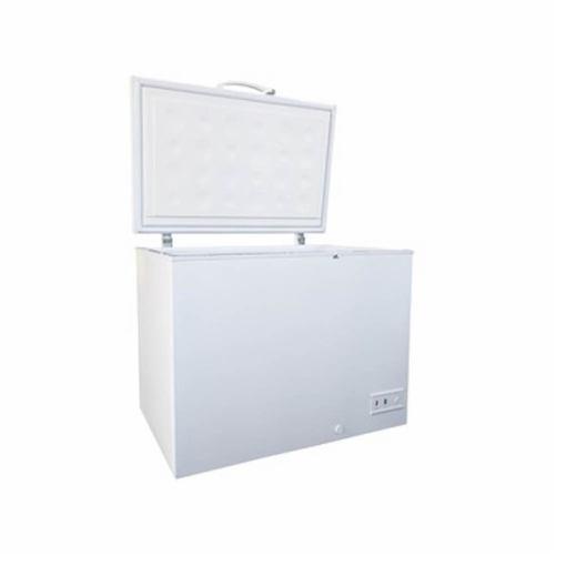 【ポイント10倍!】【無料長期保証】三ツ星貿易 SKM283 チェスト式冷凍庫 (283L)