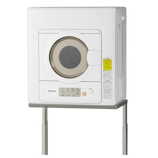パナソニック NH-D603-W 電気衣類乾燥機 (乾燥6.0kg) ホワイト