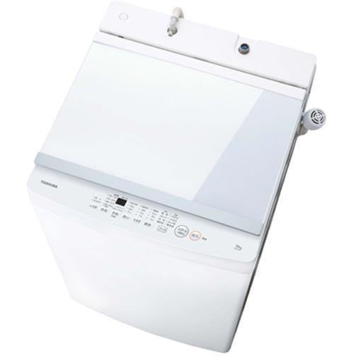 【無料長期保証】東芝 AW-10M7(W) 全自動洗濯機 10kg ピュアホワイト
