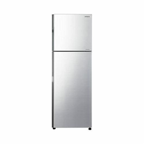 【無料長期保証】日立 R-23JA(S) 2ドア冷蔵庫(230L・右開き) メタリックシルバー