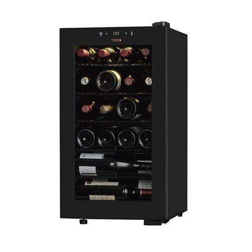 さくら製作所 SB22 ワインセラー 「ZERO CLASS Smart」 22本収納 ブラック