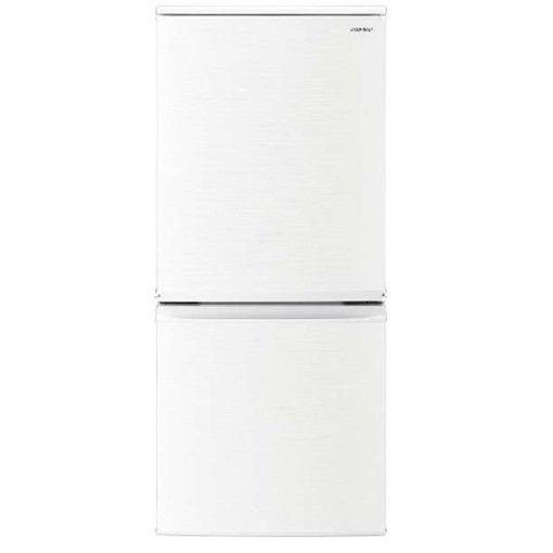 シャープ シャープ SJ-D14E-W 2ドア冷蔵庫(137L・左右付替タイプ) ホワイト系, 高岡町:aeaa6051 --- officewill.xsrv.jp