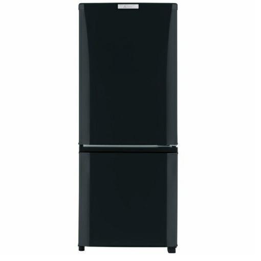 三菱 MR-P15D-B 2ドア冷蔵庫 (146L・右開き) MR-P15D-B 三菱 サファイアブラック, ヨロスト:00a2b23b --- rods.org.uk